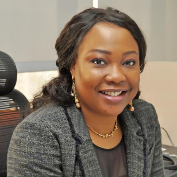 Mrs. Oghogho Effiom