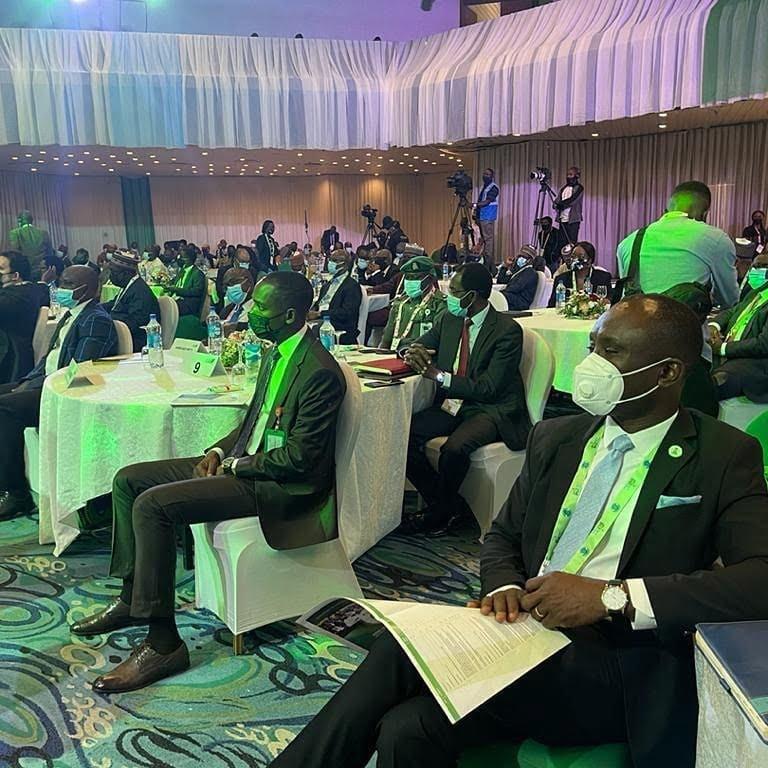 Pre-Summit Virtual Conference of Nigeria International Petroleum Summit tagged Decade of Gas